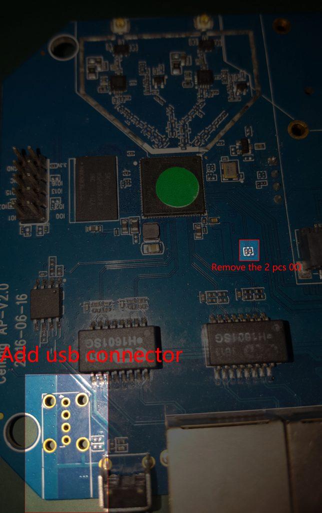 CeilingAP V1.0 usb2
